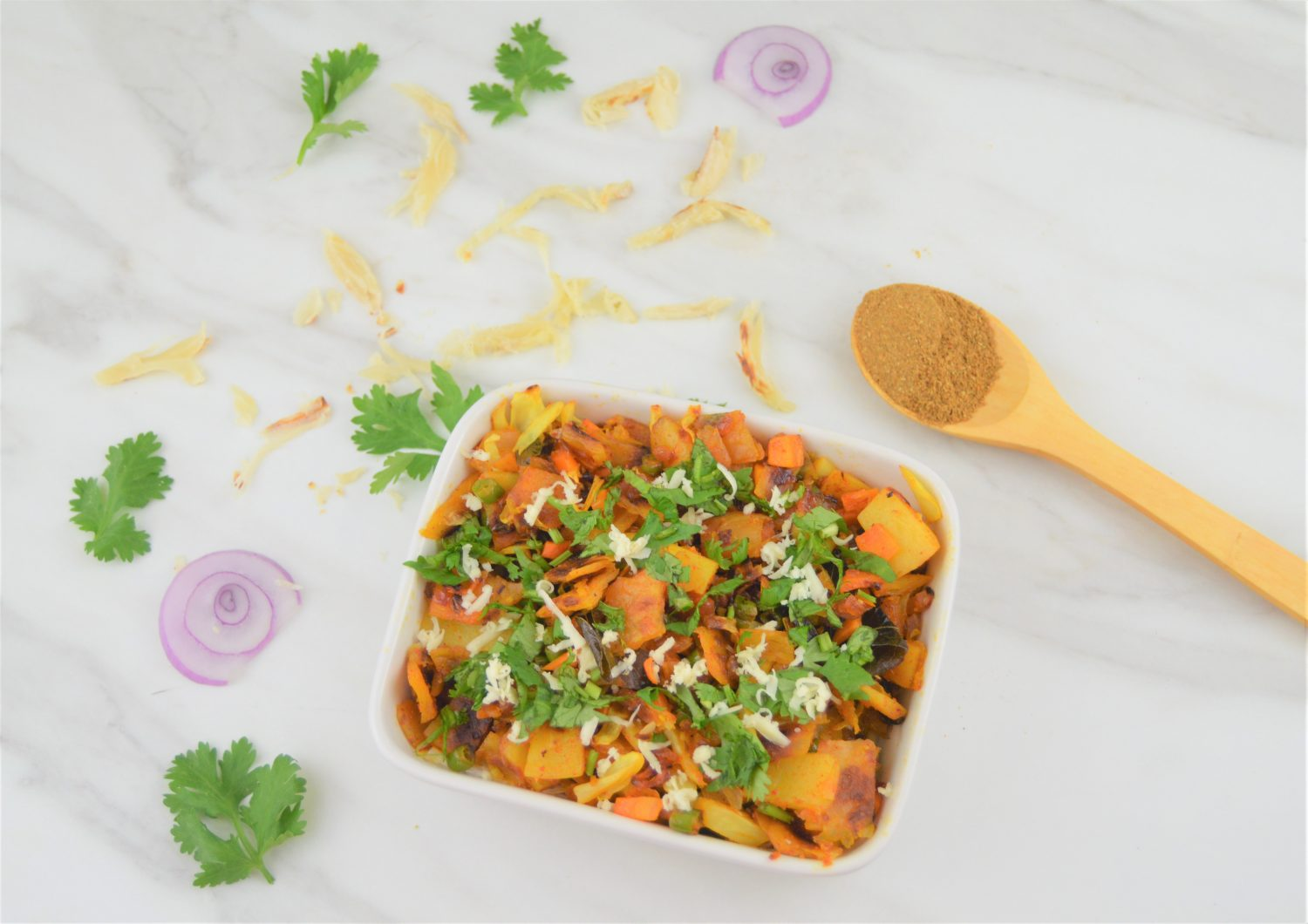 Vegetable Kothu Parotta Quick And Easy Kothu Parotta