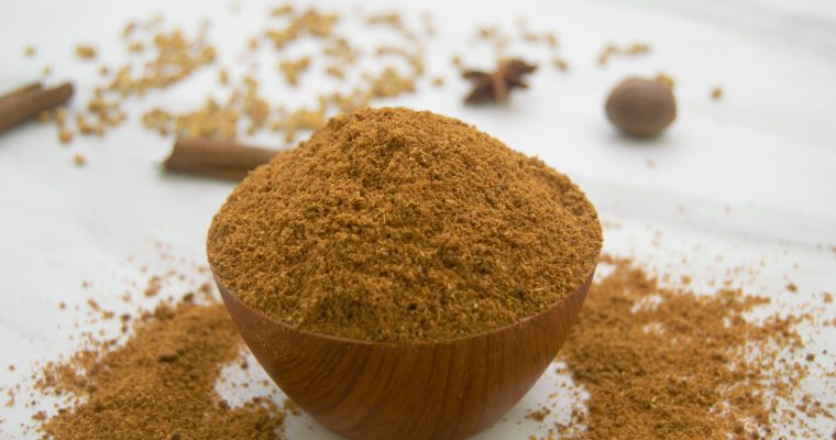 Biryani Masala Powder Recipe (Biryani Spice Mix +Video)