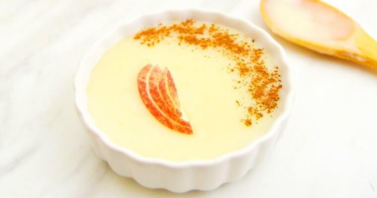 Coconut Milk Custard (Vegan Custard Sauce + Video)