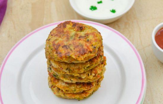 Chickpea Veggie Patties (Kid-Friendly Vegetable Patties + Video)