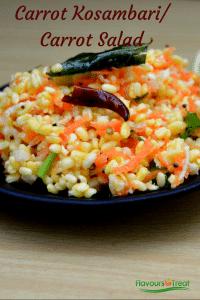 carrot-kosambari